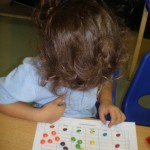 Counting and Sorting the Colors