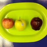Three Types of Apples-The Shape of a Cylinder